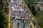 Los caficultores reiteraron que no detendrán sus protestas pacíficas hasta tanto no se definan soluciones concretas.