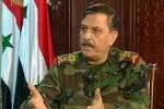 Fahd Yassem al-Fareej, ministro de defensa sirio.