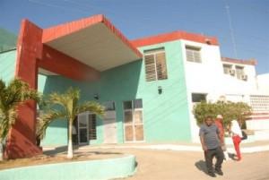 Totalmente remozado quedó en el 2007 el Policlínico de Guasimal.