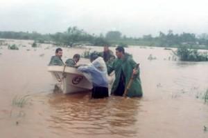 Los estudios identifican las zonas con peligro de inundación.