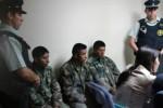 """""""La lucha contra el contrabando debería ser tarea de todos porque afecta a bolivianos y chilenos"""", expresaron los conscriptos."""