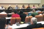 Los participantes manifestaron que resulta necesario pasar de la denuncia a las acciones concretas.