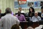 Machado Ventura informó que Salvador Valdés Mesa fue liberado como Secretario General de la CTC Nacional. FOTO/Tony HERNÁNDEZ MENA