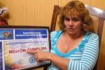La doctora Neimy Dávila prestó colaboración por cinco años en Venezuela.