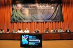 """Acto inaugural de """"Informática 2013"""", realizado en el Palacio de las Convenciones en La Habana."""