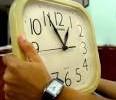 Desde este domingo rige en Cuba el horario de verano.