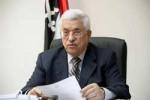 Mahmud Abbas, presidente palestino.