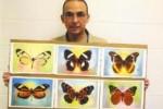 Estas muestras de Antonio y Gerardo permanecerán abiertas por un mes en la Casa de la Guayabera.