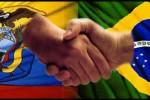 El intercambio comercial entre Brasilia y Quito aumentó en un 175 por ciento entre 2003 y 2012.