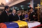La presidenta de Brasil, Dilma Roussef, y el ex mandatario, Luiz Inacio Lula da Silva.