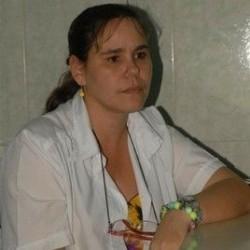 La doctora Tania Yero asegura que los niños enfermos con Sida se atienden desde el embarazo mismo de la madre.
