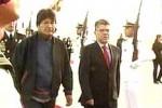 Para nosotros sigue siendo el Comandante de las fuerzas libertarias de toda la América Latina, expresó Evo Morales.
