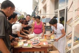 El capítulo espirituano de la Feria del Libro puso al alcance de los lectores más de 39 000 ejemplares de unos 400 títulos.