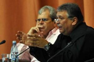 Vicepresidente cubano Marino Murillo.