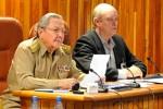 Presidió El General de Ejército Raúl Castro Ruz reunión ampliada del Consejo de Ministros.
