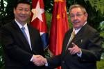 Raúl reiteró la voluntad de Cuba de continuar trabajando para fortalecer las relaciones bilaterales.
