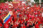 El pueblo no va a abandonar jamás su revolución, dijo Maduro.