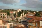 Vista del centro histórico de Trinidad.