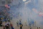 El atentado de Boston dejó un saldo de tres muertos y 262 heridos.