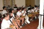 Muchos de estos niños son ya profesionales de la cultura en el territorio.