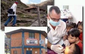 El personal médico cubano se encuentra en Venezuela con el único objetivo de brindar atención a quien lo necesite.