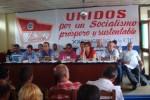La Conferencia XX Congreso de la CTC , en Trinidad, debido espacio oportuno para tratar las dificultades cotidianas de los obreros. (foto: Alipio Martínez)