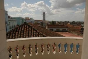 Vista de la ciudad de Sancti Spíritus, a las puertas del medio milenio.
