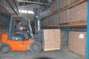 Algunos materiales ya se encuentran a la venta en los mercados industriales de la provincia.