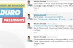 En su cuenta de Twitter, Maduro llamó a los comanditos a romper records de participación de nuestra democracia movilizada.