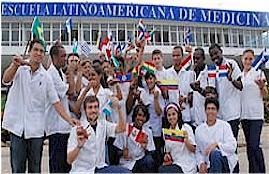 El titular de Fiji sostuvo un encuentro con estudiantes de su país en la Escuela Latinoamericana de Medicina (ELAM).