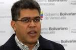 Elias Jaua, canciller de Venezuela.