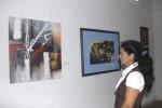 En Galería de Arte Oscar Fernández Morera, la muestra principal del Sexto Salón Espíritu Abstracto.