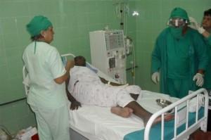 La hemodiálisis constituye una de las modalidades de tratamiento para la insuficiencia renal crónica.