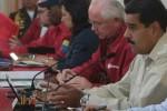 En el ámbito nacional, Maduro reiteró su disposición al diálogo con sectores de la oposición.