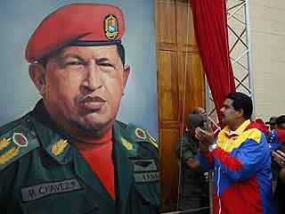 """""""Tengan la seguridad de que jamás le fallaré al pueblo"""", aseguró Maduro."""