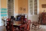 El inmueble constituye fiel exponente de la vida doméstica en la que se desenvolvía la burguesía criolla del siglo 18.