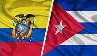 Celebran en Ecuador aniversario de la mayor organización de masas de Cuba