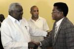 Chakupa Lungu transmitió a su anfitrión el saludo del Presidente zambiano, Michael Sata, al Gobierno y pueblo cubanos.