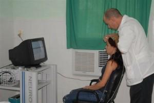 La neurónica 5 es uno de los equipos de los que dispone la provincia, el cual permite realizar 11 estudios diferentes.