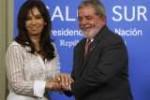 Cristina y Lula destacaron que este es la primera casa de altos estudios creada por trabajadores en América Latina.