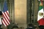 Obama y Peña Nieto ofrecieron una conferencia de prensa conjunta tras las conversaciones bilaterales.
