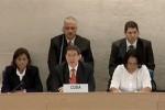 Bruno: Cuba ha obtenido significativos avances en la realización de los derechos económicos, sociales y culturales.