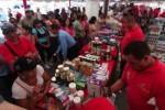 Actualmente, el 94% de los venezolanos, de todos los estratos sociales, consumen alimentos, tres y más veces al día. (foto: AVN)