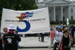 El primero de junio está prevista una manifestación pacífica frente a la Casa Blanca.