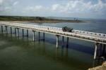 Sancti Spíritus posee la mayor cantidad de agua embalsada de Cuba.
