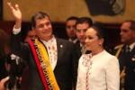 Correa destacó que Ecuador cambia profunda y positivamente en todos los sentidos.