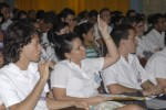 Desde el 8 y hasta el próximo 14 de mayo, los universitarios desarrollan el proceso previo al VIII Congreso de su organización.