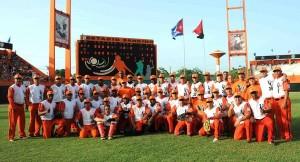 Villa Clara se proclamó Campeón de la 52 Serie Nacional del Béisbol cubano, después de 18 años.