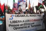 Este movimiento ha recibido a nivel internacional un nuevo impulso tras la permanencia de René González en Cuba.