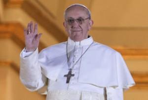 Todo se gana con la paz, sentenció el Papa Francisco.
